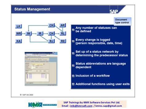 tutorial dms sap sap document management system dms plm 120