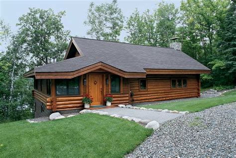 log home living s 10 favorite small log cabins
