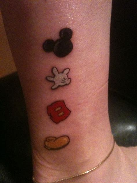 mickey tattoo tattoo collections