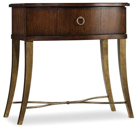 Accent Nightstand dossier accent nightstand transitional nightstands and bedside tables by masins furniture