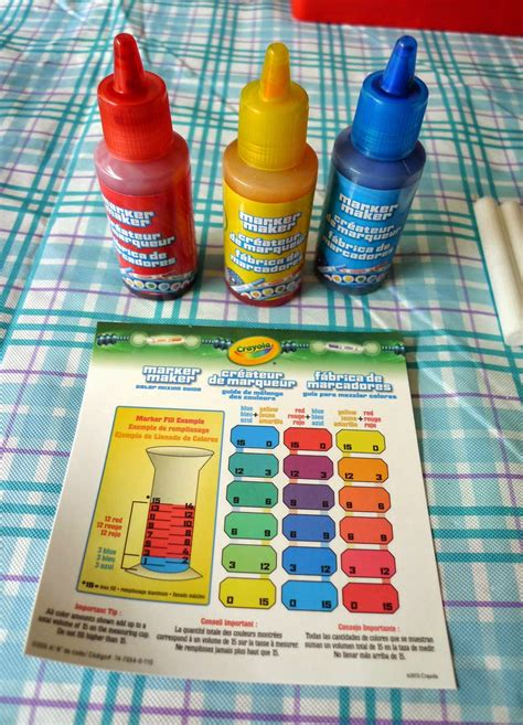 mrsmommyholic make your own colors with the crayola marker maker