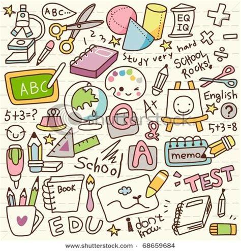 start een doodle wall mural doodle back to school student