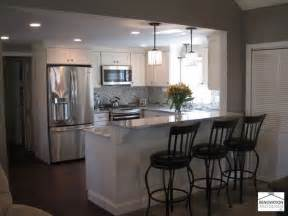 small u shaped kitchen with peninsula best 20 small condo kitchen ideas on small