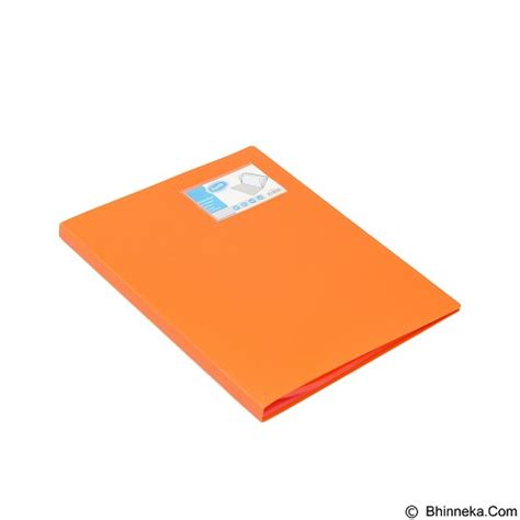 Harga Clear Holder A4 jual bantex display book 20 pockets a4 3143 64 mango