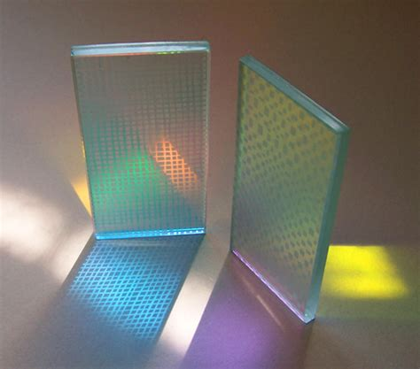 what color glasses should i get dichroic iridescent glass material