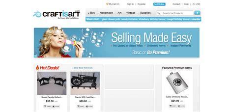 Handmade Website Like Etsy - like etsy top 20 alternatives marketplaces for