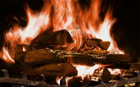 Free Fireplace Screensaver by Library Open 187 Wonewoc Library