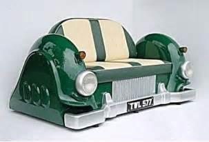 unique furniture with cars concept furniture design