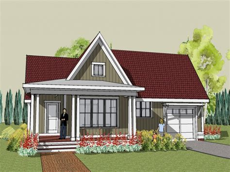 simple cottage house plans modern house plans small