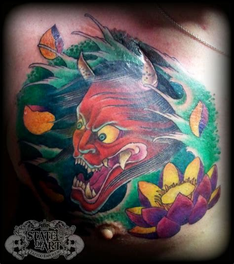 oriental chest tattoo designs image gallery oriental chest tattoos