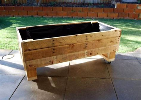 Planter Box With Wheels by Seven Outdoor Furniture Hacks Gumtree Australia