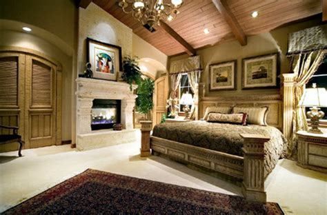 Großes Schlafzimmer Einrichten 4388 by Wanddekoration Wohnzimmer Gelb