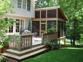 backyard deck ideas to increase your house selling