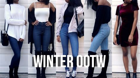 ootw winterfall school outfits youtube