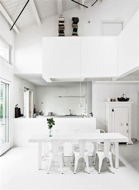 all white interior house all white scandinavian house with a patio digsdigs