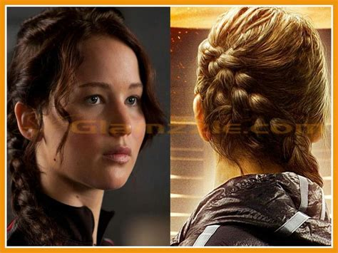Katniss Everdeen Hairstyles by 36 Best Images About Katniss Makeup Hair On