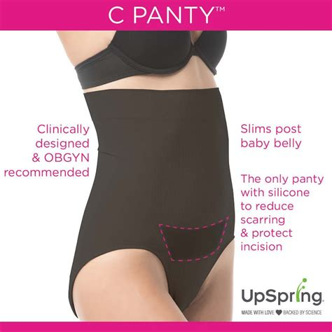 c panty for c section reviews c panty 174 high waist c section recovery underwear upspring