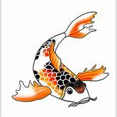 Chinese Fish Clipart | ClipArtHut - Free Clipart