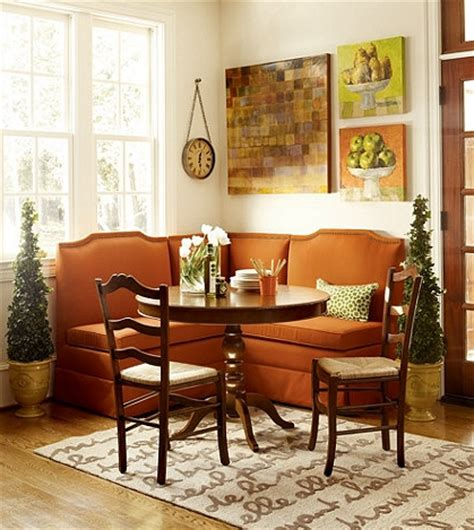 Ballard Banquette by What Is Banquette Seating A Design Help