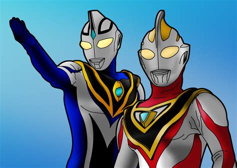 film ultraman gaia dan agul ultraman gaia and agul by sokai274 on deviantart