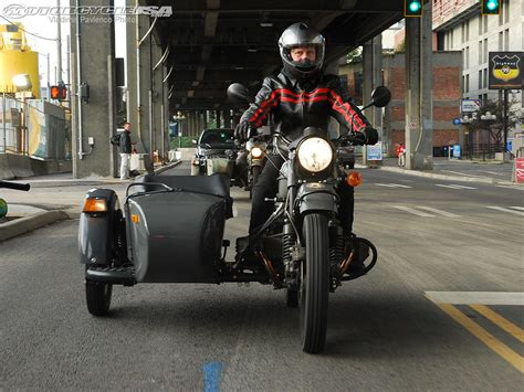2015 Ural cT Review   Motorcycle USA