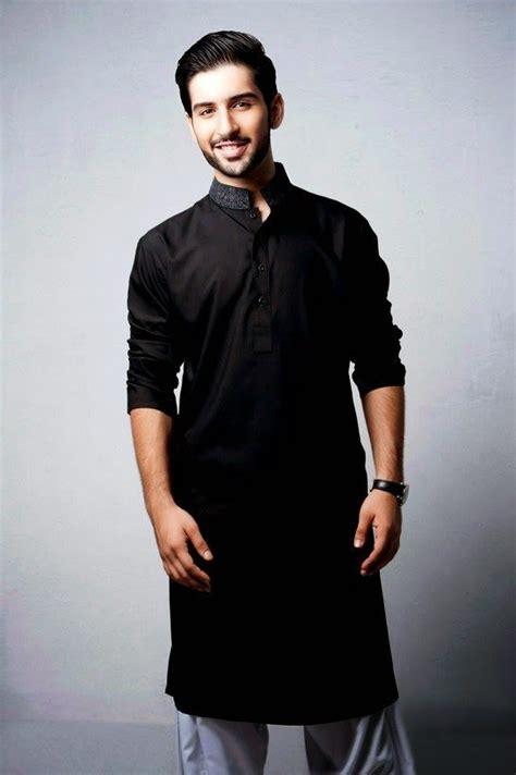 kurta pattern in black black kurta patterns for men www pixshark com images