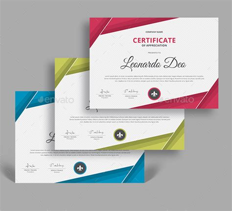business award certificate template business certificate templates free premium