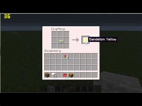 how do you make a bed in minecraft quot how to dye wool in minecraft quot quot how to make a bed in
