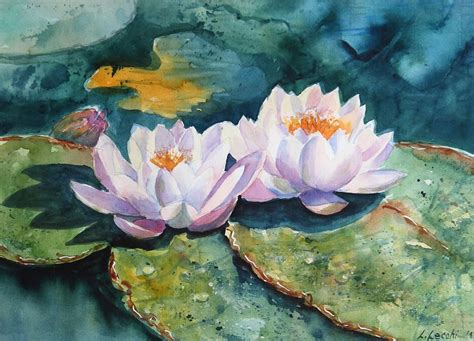 fiori acquarello note di acquerello fiori ad acquerello