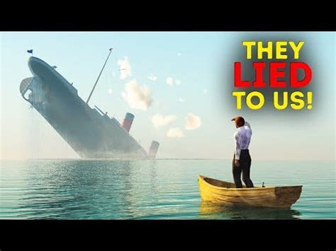 Horner The Sinking by The About The Titanic Has Been Revealed