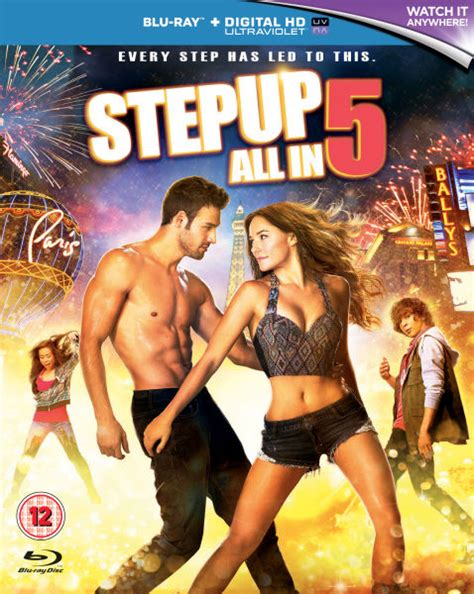 film step up all in step up 5 all in blu ray zavvi