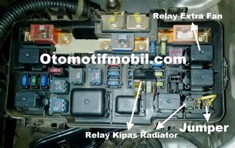 Kipas Radiator Honda Brio air radiator honda crv meluber dan temperatur mesin naik