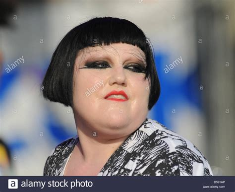 the gossip singer us indie band gossip with lead singer beth ditto perform