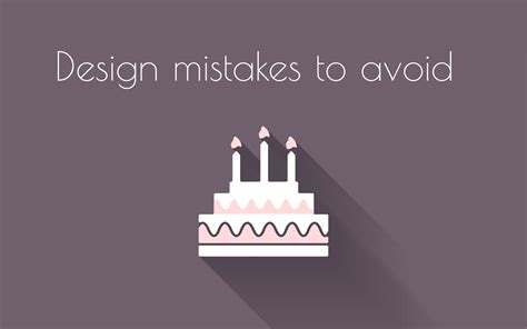 design mistakes 9 design mistakes to avoid in a corporate setting
