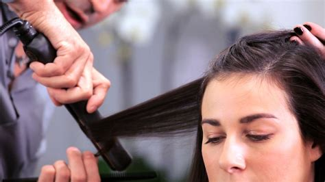 hairstyles to do with a straightener how to curl long hair with a flat iron long hairstyles