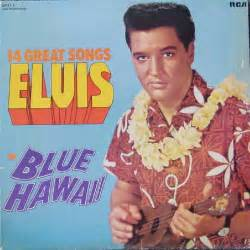 hawaii photo album blue hawaii album