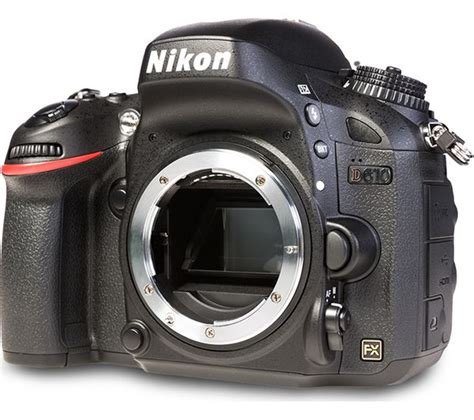 buy nikon d610 dslr only free delivery currys
