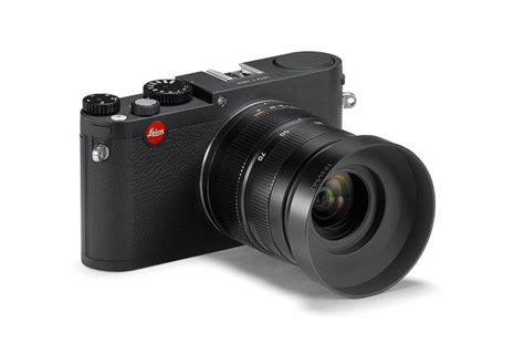 Kamera Leica X Vario kostbar zoomkompakt fra leica lyd billede