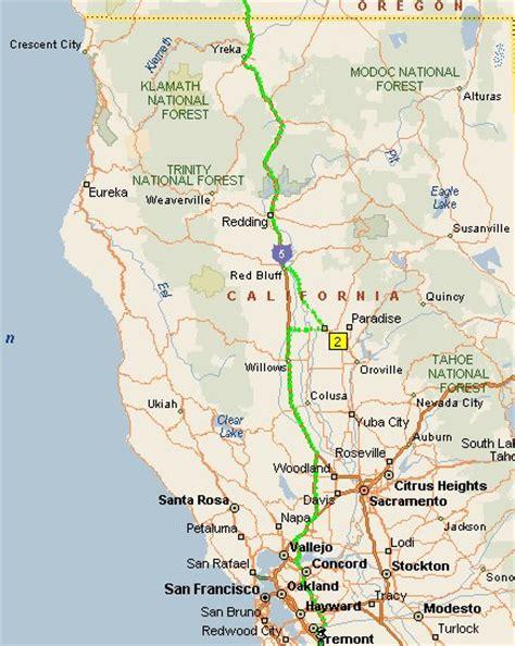 map of oregon border trolans net trip journal