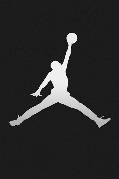 Basket-Ball • Air Jordan Logo • | Iphone, Fond d'écran