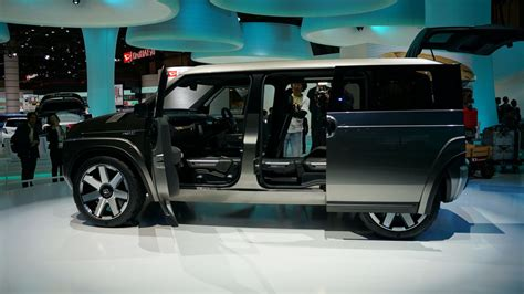 Tj Toyota Live The Quasi Minivan With The Toyota Tj Cruiser Suv