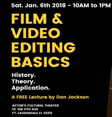 documentary editing principles practice books editing basics presented by actor s cultural