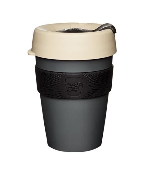 Tumblers Keep Cup Cino 12oz keep cup nitro at home