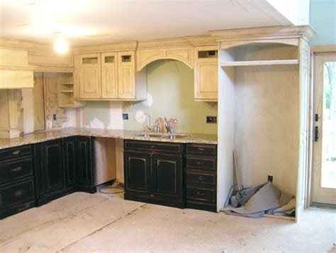 Distressed Black Kitchen Cabinets Distressed Kitchen Cabinets Kitchen Distressed Kitchen Cabinets Green Kitchen Cabinets Best