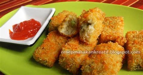 38 Resep Penggugah Selera Makanan Anak resep nugget ikan gabus bikin selera makan anak meningkat aneka resep masakan sederhana kreatif