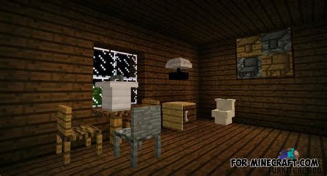Furniture Mods by Mrcrayfish S Furniture Mod V6 For Minecraft Pe 0 11 0 13
