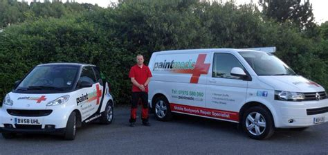 About the Paintmedic scratch repair service in Somerset