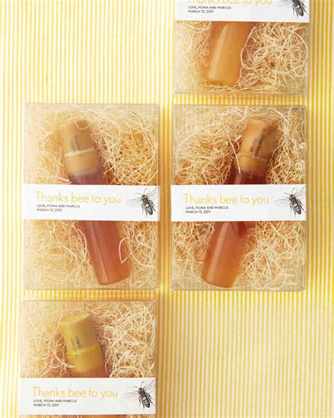 Wedding Favors Martha Stewart by Delicious And Diy Wedding Favors Martha Stewart Weddings