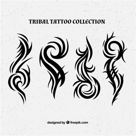free tribal tattoos tribal vectors photos and psd files free