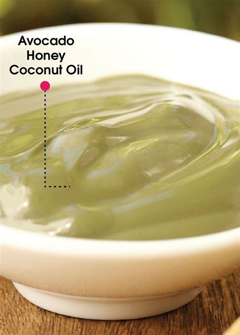 does coconut oil damage a perm 17 best ideas about avocado hair treatments on pinterest